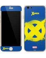 X-Men Logo Yellow iPhone 6/6s Skin