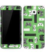 Xbox Pattern Galaxy S6 Edge Skin