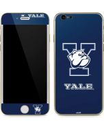 Yale Bulldogs Blue iPhone 6/6s Skin