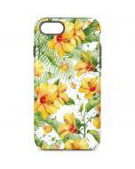 Yellow Hibiscus iPhone 8 Pro Case