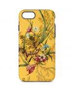 Yellow Marble End by William Kilburn iPhone 8 Pro Case