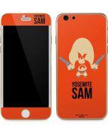 Yosemite Sam Identity iPhone 6/6s Skin