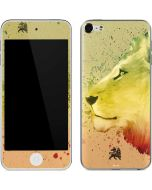 Profile of the Lion of Judah Apple iPod Skin