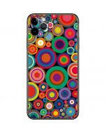Psychedelic Circles iPhone 11 Pro Max Skin