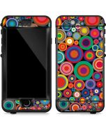 Psychedelic Circles LifeProof Nuud iPhone Skin