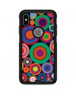 Psychedelic Circles Otterbox Commuter iPhone Skin