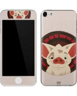 Pua Up Close Apple iPod Skin