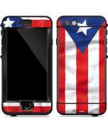 Puerto Rico Flag LifeProof Nuud iPhone Skin