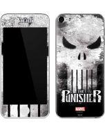 Punisher Long Skull Apple iPod Skin