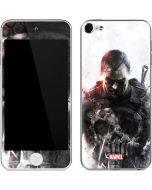 Punisher Ready For Battle Apple iPod Skin