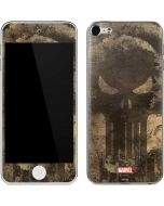 Punisher Skull Apple iPod Skin