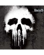 The Punisher White Skull HP Envy Skin