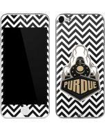Purdue Chevron Apple iPod Skin