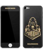 Purdue University Signature Logo Apple iPod Skin
