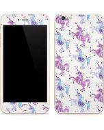 Purple Unicorns iPhone 6/6s Plus Skin