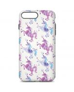 Purple Unicorns iPhone 7 Plus Pro Case