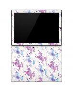 Purple Unicorns Surface Pro 3 Skin