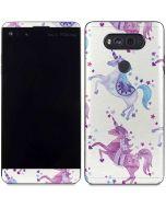 Purple Unicorns V20 Skin
