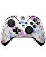 Purple Unicorns Xbox One Elite Controller Skin