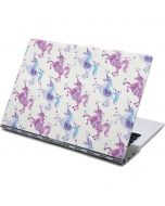 Purple Unicorns Yoga 910 2-in-1 14in Touch-Screen Skin