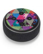 Quilted Spring Amazon Echo Dot Skin