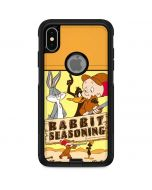 Rabbit Seasoning Otterbox Commuter iPhone Skin
