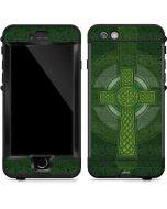 Radiant Cross - Green LifeProof Nuud iPhone Skin
