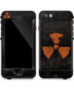 Radioactivity Black LifeProof Nuud iPhone Skin