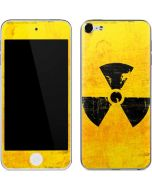 Radioactivity Large Apple iPod Skin
