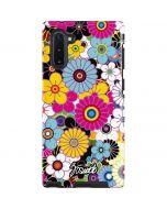 Rainbow Flowerbed Galaxy Note 10 Pro Case