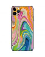Rainbow Marble iPhone 11 Pro Max Skin