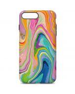 Rainbow Marble iPhone 7 Plus Pro Case