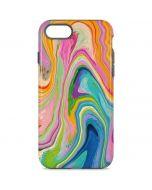 Rainbow Marble iPhone 8 Pro Case