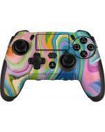 Rainbow Marble PlayStation Scuf Vantage 2 Controller Skin