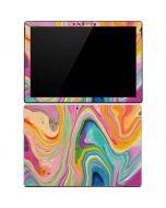 Rainbow Marble Surface Pro 4 Skin