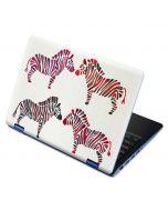 Rainbow Zebras Aspire R11 11.6in Skin