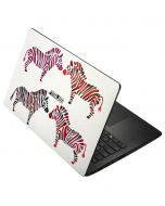 Rainbow Zebras Asus X502CA 15.6 Skin