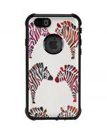 Rainbow Zebras iPhone 6/6s Waterproof Case