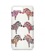 Rainbow Zebras iPhone 7 Plus Lite Case