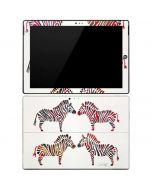 Rainbow Zebras Surface Pro 3 Skin