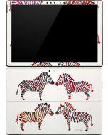 Rainbow Zebras Surface Pro (2017) Skin