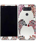 Rainbow Zebras V20 Skin