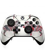 Rainbow Zebras Xbox One Elite Controller Skin