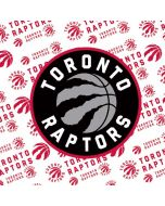 Toronto Raptors Logo Blast Nintendo GameCube Controller Skin