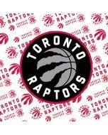 Toronto Raptors Logo Blast Yoga 910 2-in-1 14in Touch-Screen Skin