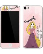 Rapunzel Apple iPod Skin