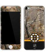 Realtree Camo Boston Bruins Apple iPod Skin