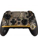 Realtree Camo Boston Bruins PlayStation Scuf Vantage 2 Controller Skin