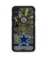 Realtree Camo Dallas Cowboys Otterbox Commuter iPhone Skin