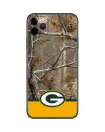 Realtree Camo Green Bay Packers iPhone 11 Pro Max Skin